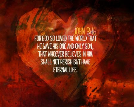 John 3:!6
